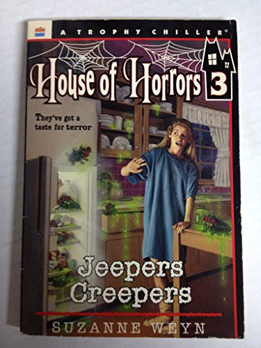9780064405591: Jeepers Creepers (House of Horrors)
