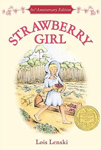 9780064405850: Strawberry Girl (Trophy Newbery)
