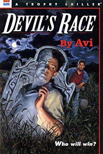 9780064405867: Devil's Race (Trophy Chapter Book: Chiller)