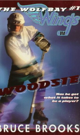 9780064405973: Woodsie (Wolfbay Wings)
