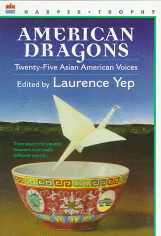 9780064406031: American Dragons: Twenty-five Asian American Voices