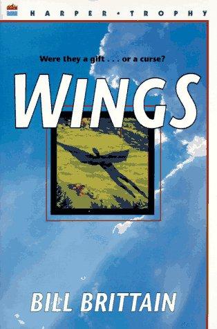 9780064406123: Wings