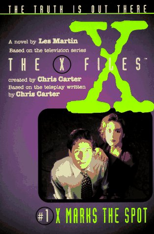 9780064406130: X Files #01 X Marks the Spot (X Files Middle Grade)