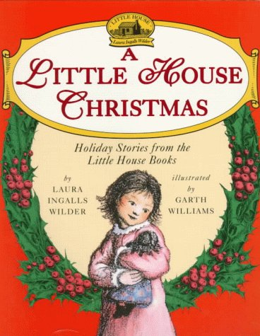 9780064406154: A Little House Christmas: Holiday Stories From the Little House Books