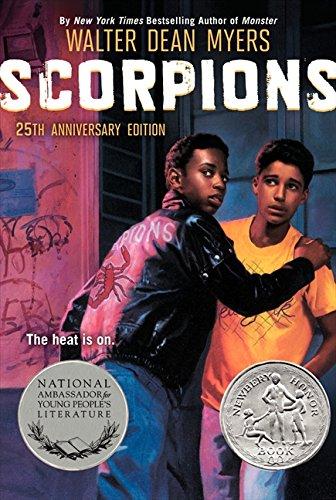 9780064406239: Scorpions