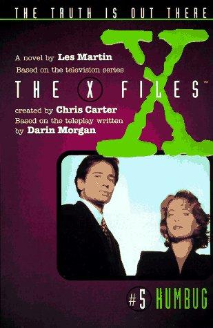 9780064406277: X Files #05 Humbug (X Files Middle Grade) (Vol 5)