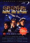 9780064406406: The Aliens Approach: A Novel (Space - Above and Beyond)