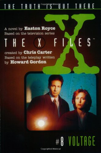 9780064406437: X Files #08 Voltage (X Files Middle Grade)