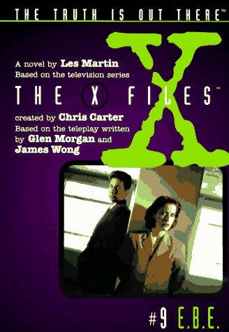 9780064406536: The X-Files 9: Ebe