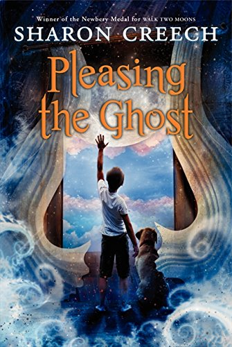 9780064406864: Pleasing the Ghost