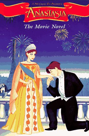 9780064406888: Anastasia: The Movie Novel