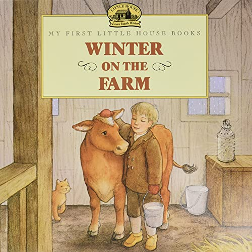 9780064406925: Winter on the Farm (Little House Picture Book)
