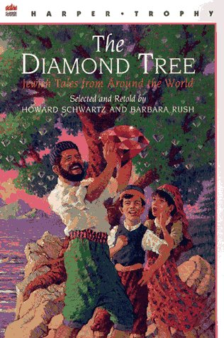 9780064406956: The Diamond Tree: Jewish Tales from Around the World