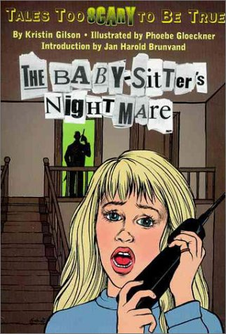 9780064407007: The Baby-Sitter's Nightmare : Tales Too Scary to Be True