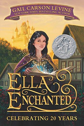 9780064407052: Ella Enchanted (Trophy Newbery)