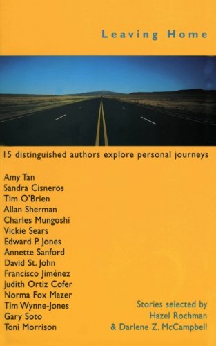 9780064407069: Leaving Home: Stories