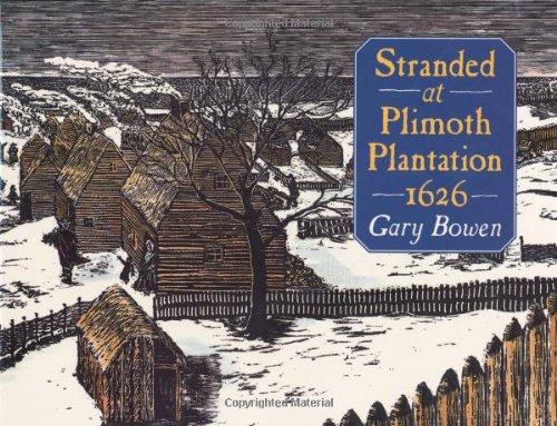 9780064407199: Stranded at Plimoth Plantation 1626