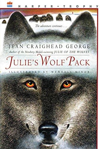 9780064407212: Julie's Wolf Pack (Julie Series)