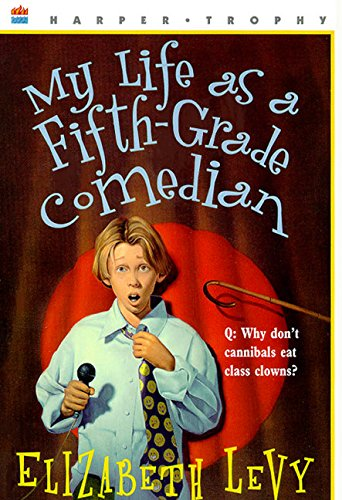9780064407236: My Life as a Fifth-Grade Comedian