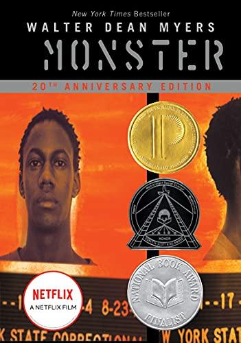 9780064407311: Monster