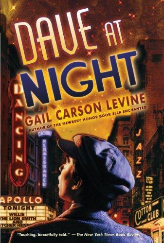 9780064407472: Dave at Night
