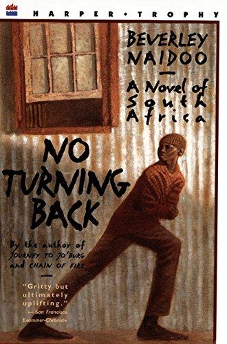 9780064407496: No Turning Back: A Novel of South Africa
