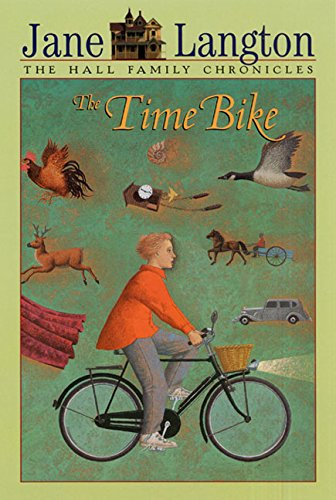 9780064407922: The Time Bike (The Hall Family Chronicles)