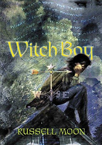 9780064407953: Witch Boy
