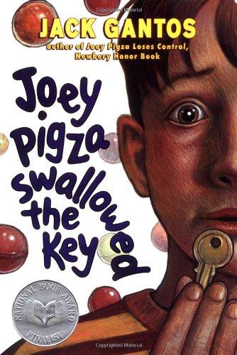 9780064408332: Joey Pigza Swallowed the Key (Joey Pigza Books)