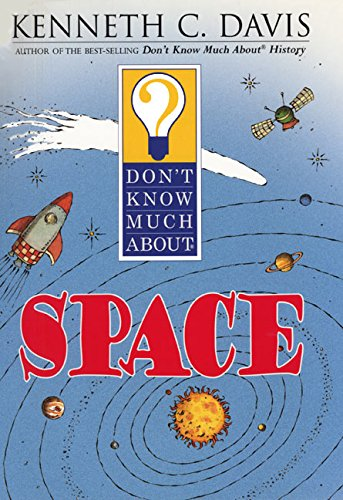 9780064408356: Don't Know Much About Space