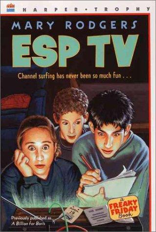 9780064408387: ESP TV (Ursula Nordstrom Book)