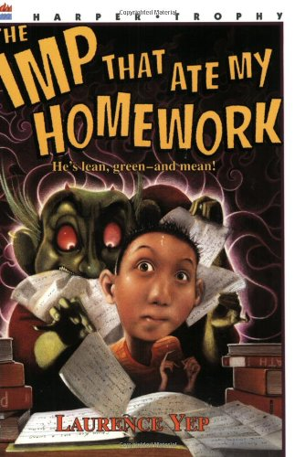 9780064408400: The Imp That Ate My Homework