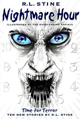9780064408424: Nightmare Hour: Time for Terror