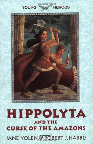 9780064408486: Hippolyta and the Curse of the Amazons (Young Heroes)