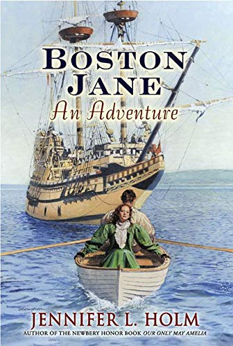 9780064408493: Boston Jane Series: An Adventure