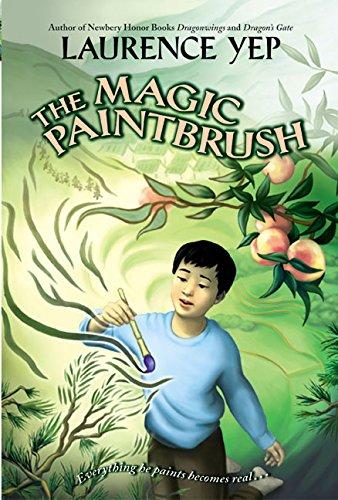 9780064408523: The Magic Paintbrush
