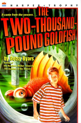 9780064408554: The Two-Thousand-Pound Goldfish (Harper Trophy Books)