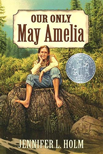 9780064408561: Our Only May Amelia (Harper Trophy Books)