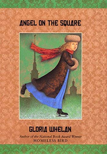 9780064408790: Angel on the Square (Russian Saga)