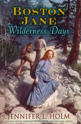 9780064408813: Wilderness Days (Boston Jane)