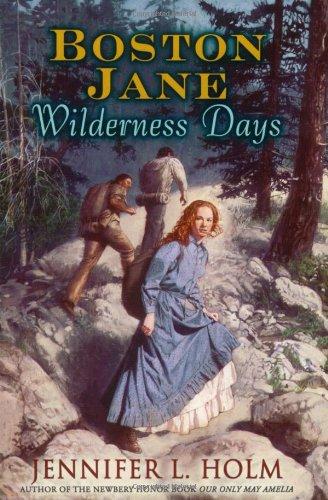 9780064408813: Boston Jane: Wilderness Days