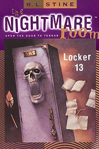 9780064409001: The Nightmare Room #2: Locker 13