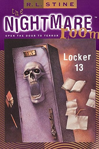 9780064409001: Locker 13 (The Nightmare Room)