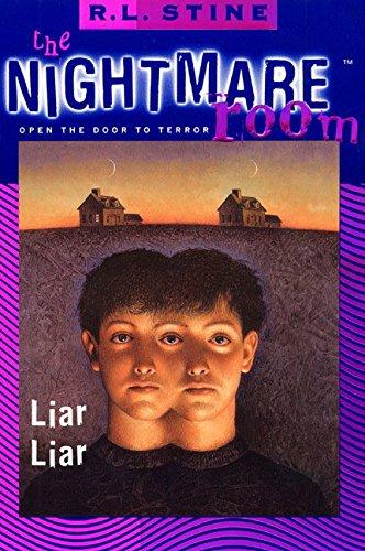 9780064409025: Liar Liar (The Nightmare Room, No. 4)