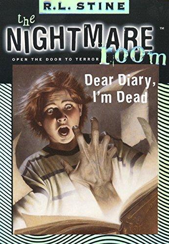 9780064409032: Dear Diary, I'm Dead (Nightmare Room #5)