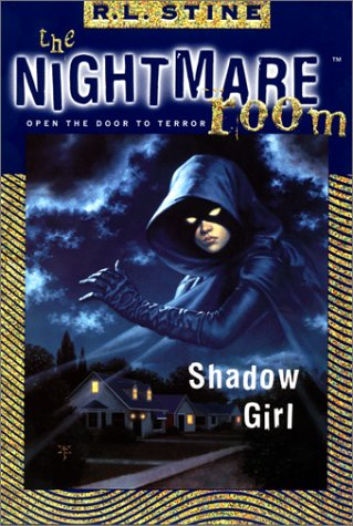 9780064409063: The Nightmare Room #8: Shadow Girl