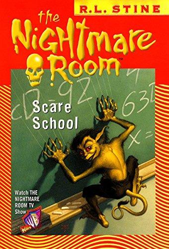 9780064409094: Scare School (Nightmare Room, 11)
