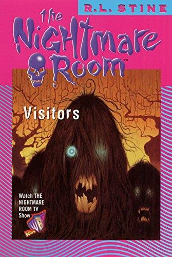 9780064409100: The Nightmare Room #12: Visitors