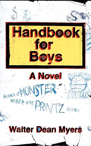 9780064409308: Handbook for Boys: A Novel