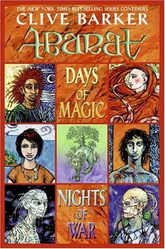 9780064409322: Abarat: Days of Magic, Nights of War - Book Two